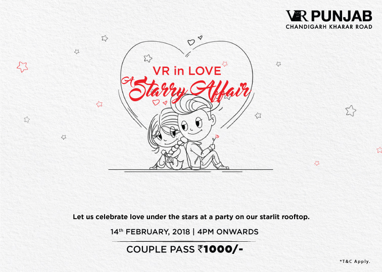 VR in Love :A Starry Affair