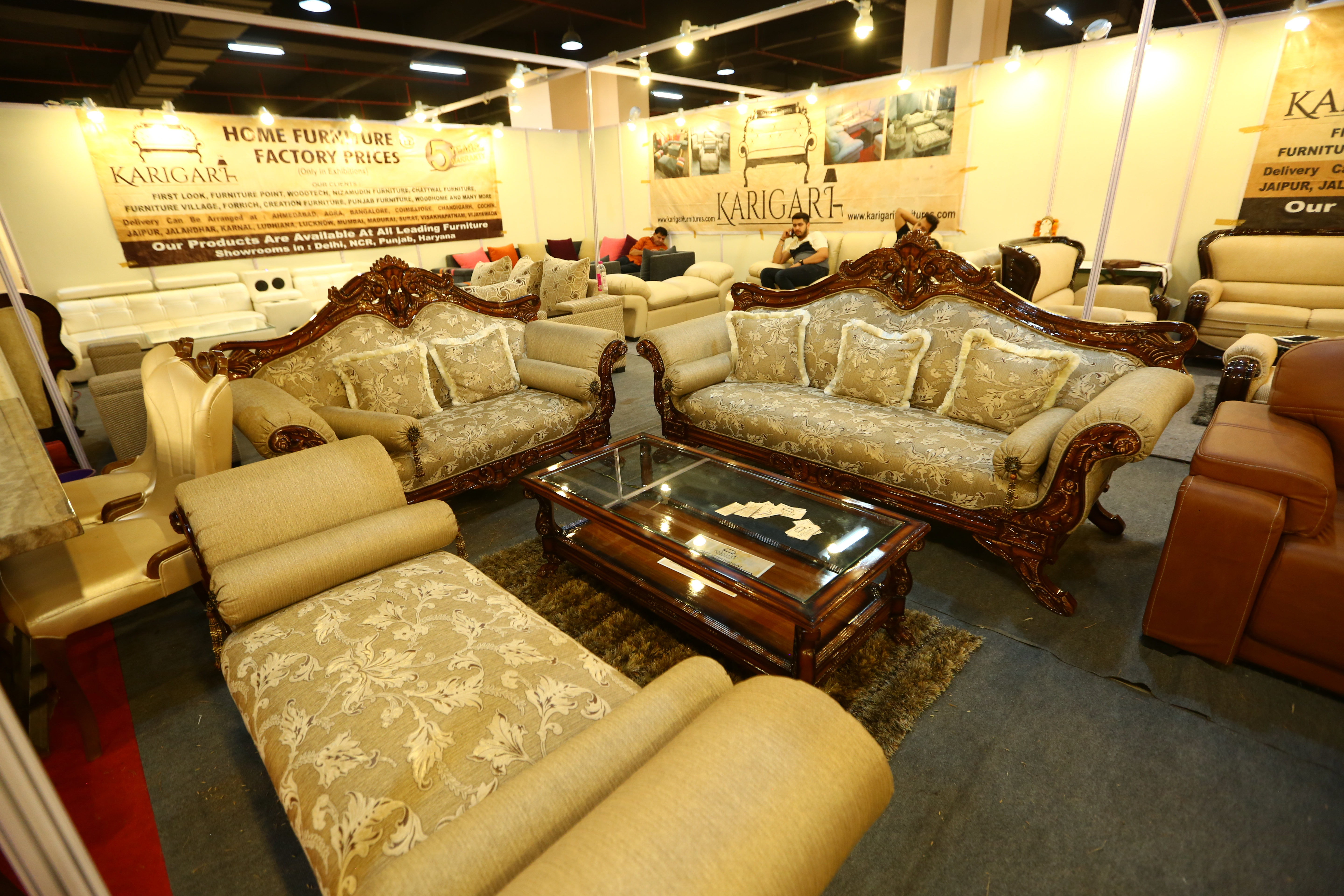 Furniture Expo @Messe Global