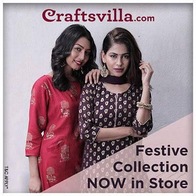 Festive Collection Now in Store
