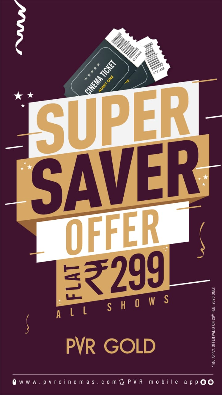 SUPER SAVER OFFER